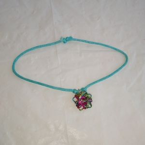 Handcrafted Wire Star Bracelet or Anklet
